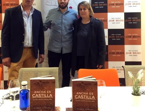 Rubén Arnanz, el arte de la cocina hecho realidad.