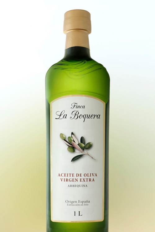 Aceite de Oliva Virgen Extra Arbequina Finca La Boquera