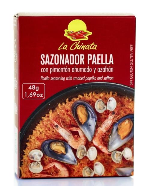 "Sazonador para paella ""La Chinata"""